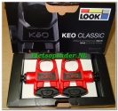 LOOK KEO classic RED